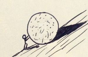 Sisyphus by ethicistforhire