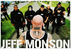 Jeff Monson by Quadraro