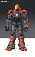 Ultimate Ironman color by GabrielRodriguez