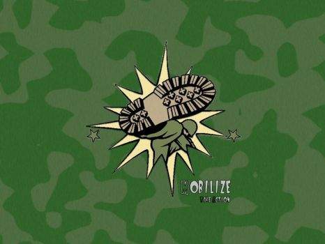 Mobilize by inpain