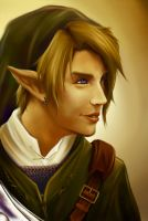 Realistic Link by Zinchleaf