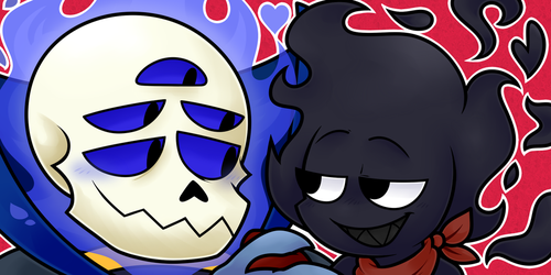 matching icons 4 u and ur b by Nukeleer