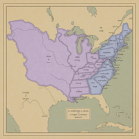 The Empire of Louisiana I by AlexanderAbelard