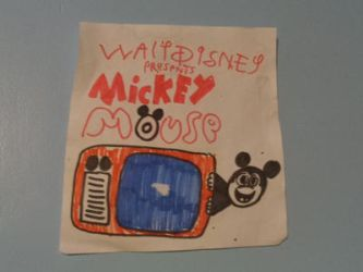 CLASSIC Mickey Mouse Shorts Opening Title by TrainboysArtwork