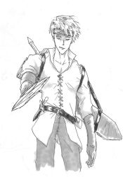 Fencer by XacUop10