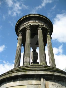 Dugald Stewart Monument by P1CT1SH
