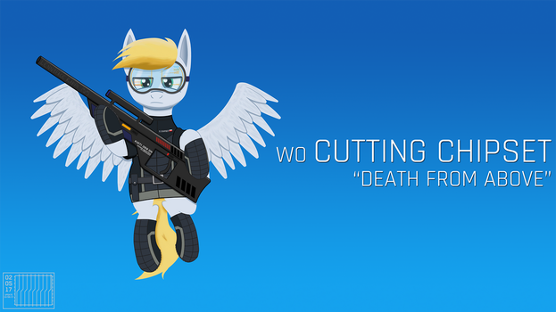 Cutting Chipset - Death from above by niccosaint