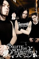 Bullet For My Valentine Wall by veeboy2