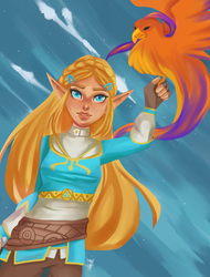 Breath of the Wild by odeflon
