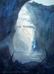 Ice Realm by Whendell