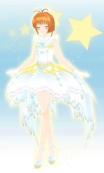 Sakura Clear Card outfit by HoshichoM