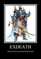 ExDeath says... by narutotrix676