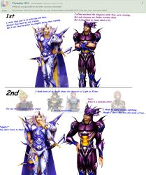 Ask Kain and Cecil Q and A2 by HighwindKain