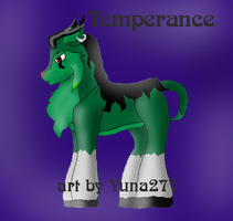 Temperance by Squigglz