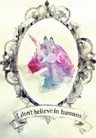 I don't believe in humans by ShyyBoyy