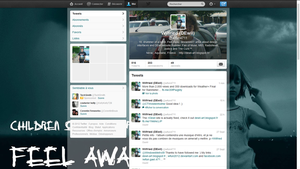 Twitter's new : Profile Header by wifun2012