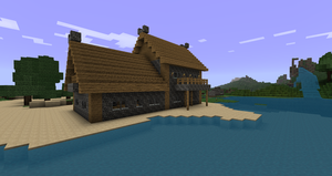 Small Beach House by CuteAndy