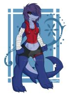 Midnite Shark~ [Commission by ALicede
