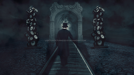 THE GATE OF TIME by LOKITONOCTURNO2015