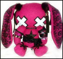 Emo Plush 2 by Wakki