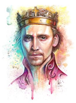Henry V by Medusa-Dollmaker