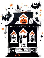 Emily's Spooky House by SnowGem
