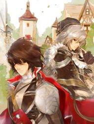 Prince and knight by peggyly
