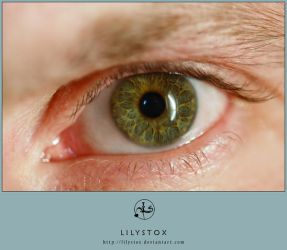 Eye 1 by LilyStox
