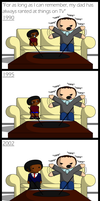 TXD: Father's Day 2012 by UncleWoodstock