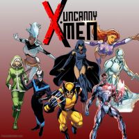 Marvel vs DC Uncanny X-Men by Jyger85