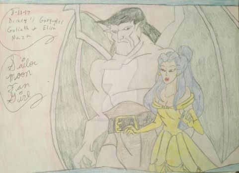 Goliath And Elisa 103 by SailorMoonFanGirl
