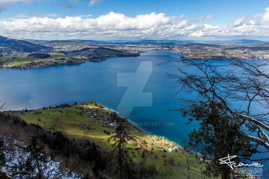 View from Burgenstock by franzli72