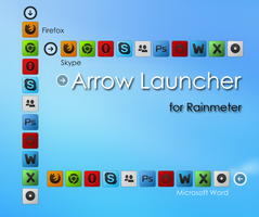 Arrow Launcher by Altairseven