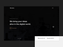 Webheader for the more by jozef89