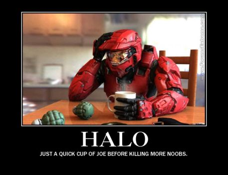 Halo: Overrated by sk8rNERD