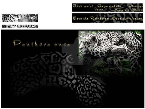 Jaguar Bebo Skin (defunct) by AlysaTaladay