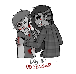 16 - Obsessed by Indighosty