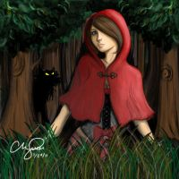 Red Riding Hood-  EDITED by moyeedoll