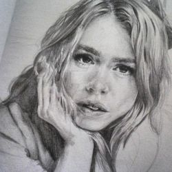 Billie Piper by ArtbyGranziera