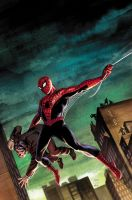 ASM Marvel Masterworks SC 1 by DeanWhite