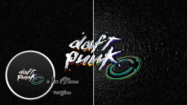 Daft Punk Wallpaper by GlasKoenig201