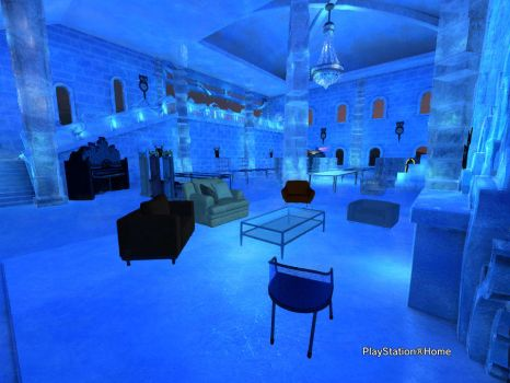 PlayStation(R)Home - Frozen Peak Palace Picture 1 by Lt-Gamer