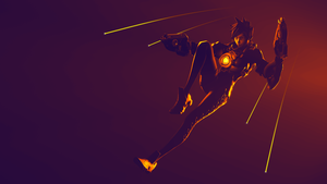 Tracer Rounds by Pikatchux