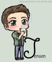 animated Jensen chibi XD by Kuchiki-Narla