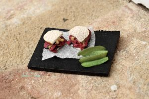 Pastrami on Rye by TheMicroBakery