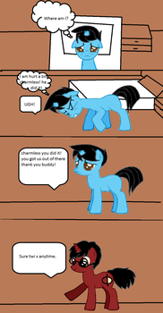 EPISODE 3: the edge of catastrophe part: 1 by Twilyx360