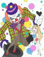Wicked Clown by rudy321