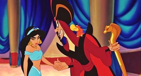 Jasmine and Jafar: Hypnosis Begins by hypnotica2002