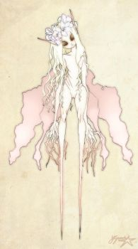 The Pale Fairy by CupcakeButcher