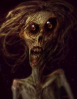 Ghost Lady by cinemamind